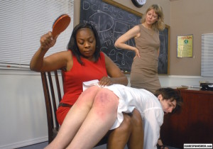 Hot one! Fm teachers spanking at xvideo have threesome