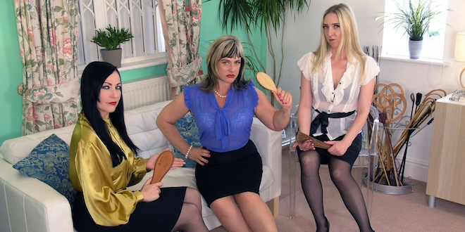 English spanking galleries