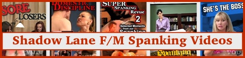 Shadow Lane FM Spanking Videos